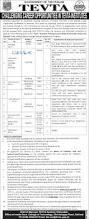 Beautician Jobs Tevta Jobs Opportunity 2016 In Various Punjab Institutes Jobsworld