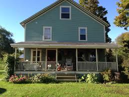 Farm Houses Vermont Potluck