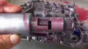 cvt transmission valve body continuously variable transaxle
