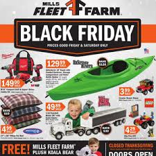 mills fleet farm black friday 2017