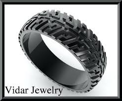 rubber wedding ring black rubber wedding ring blushingblonde