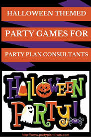 Halloween Decoration Party Ideas Halloween Themed Party Games For Party Plan Consultants Business