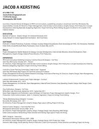 Graphic Design Objective Resume Jacob Video Resume Free Resume Example And Writing Download