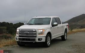 Ford F150 Truck 2014 - 2015 ford f 150 platinum 4x4 3 5l ecoboost review with video