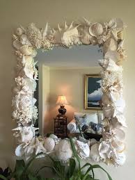 Shell Home Decor Best 25 Shell Mirrors Ideas On Pinterest Sea Shell Mirrors