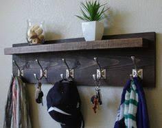 metal wall mounted coat rack foter foyer pinterest wall