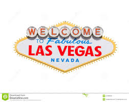 las vegas welcome sign diamond isolated stock photo image 27988326