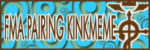 Fullmetal Alchemist Kink Meme - master list of fics sky dark
