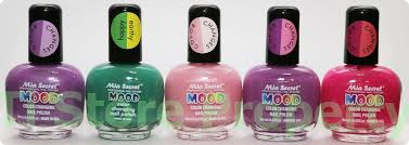mia secret mood color changing nail polish 10 colors choose