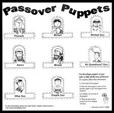 torah tots the site for jewish children passover pesach coloring
