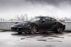 porsche 911 black the topcar porsche 911 stinger gtr is a sick black beast