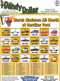 the dandy dollar march 23 trailer vehicle classified advertising