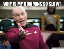 Cummins Meme - cummins slow