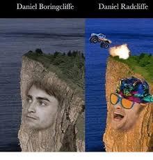 Daniel Radcliffe Meme - daniel boringcliffe daniel radcliffe daniel radcliffe meme on me me