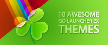best themes for android apk download site 10 awesome go launcher ex themes android