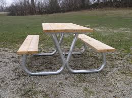 Picnic Table Frame Michael U0027s Stabling Developments Williamsford Ontario