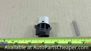 2003 2005 honda accord shift button knob repair kit for automatic