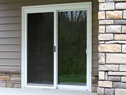 Vinyl Patio Door Endure Patio Door Series Vinyl Patio Door Back Doors