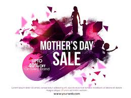 s day sale s day sale poster banner or flyer stock illustration