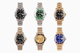 the guide to buying pre owned rolex submariners hypebeast