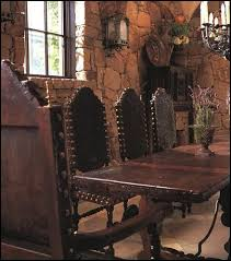 Gothic Dining Room Table by Decorating Theme Bedrooms Maries Manor Medieval Knights