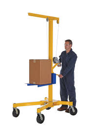manual stackers lift equipment