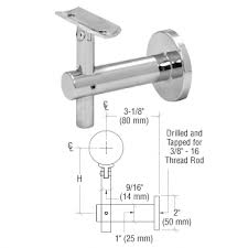 Handrail Brackets For Stairs Bpm Select The Premier Building Product Search Engine Handrail