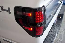 Classic Black Ford Svt Raptor - 2010 2014 f 150 svt raptor headlights u0026 lighting upgrades