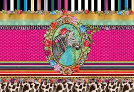 Komar Wall Mural Wallpops Komar Millimello Zebra Wall Mural Wayfair