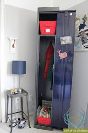metal lockers for kids rooms who u0027s a penn state fan bedroom organization