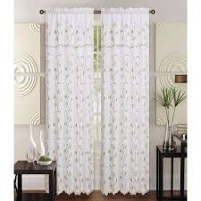 Where To Buy Outdoor Curtains Curtains U0026 Drapes Window Treatments The Home Depot