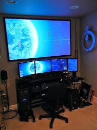 ultimate gaming desk setup gaming setup ideas ultimate gaming desk best gaming setup ideas on