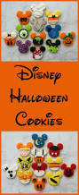 the nightmare before christmas pumpkin cookies recipe pumpkins