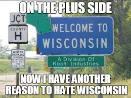 Wisconsin Meme - f cking wisconsin imgflip