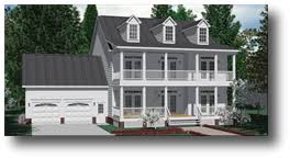 traditional 2 story house plans house plans by southern heritage home designs traditional house