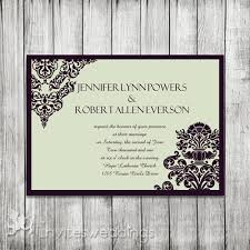 damask wedding invitations damask wedding invitations cheap invites at invitesweddings