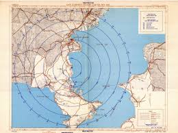 Target World Map by Bombing Japan Geographical Imaginations
