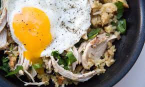 gobble up this after thanksgiving turkey hash crispy