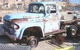 dodge truck parts for sale 1958 dodge w 100 4x4 power wagon flatbed truck for sale