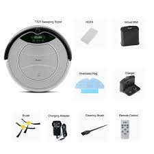 Cleaning Robot by Haier T325 Pathfinder Robotic Vacuum Cleaner Automatic Intelligent
