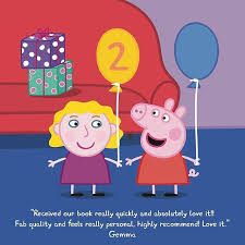 My Magic Name Personalised Story Books A Fab 9 Best Personalised Peppa Gifts Images On Peppa Pig Pig