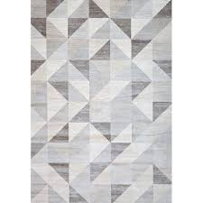 Grey Area Rug Abacasa Sonoma Grey White Area Rug Reviews Wayfair