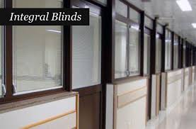 Integral Venetian Blinds Sgs Glass Products Integral Blinds