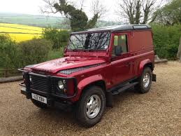 1997 land rover defender 90 image result for land rover defender rioja red defender