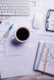 bureau de logement bureau avec des programmes de construction de logements