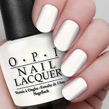 funny bunny nail lacquer opi