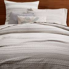 West Elm Duvet Covers Sale Organic Washed Woven Dot Duvet Cover Shams West Elm