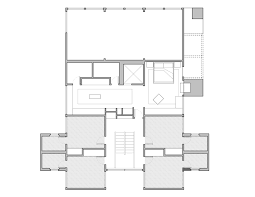 salk institute floor plan louis kahn u0027s korman residence interior renovation jennifer post