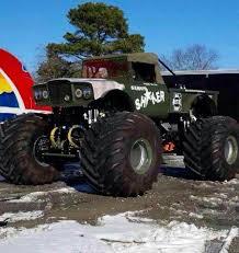 new monster truck saigon shaker new monster truck jeep pinterest monster