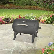 backyard grill barrel charcoal grill walmart com